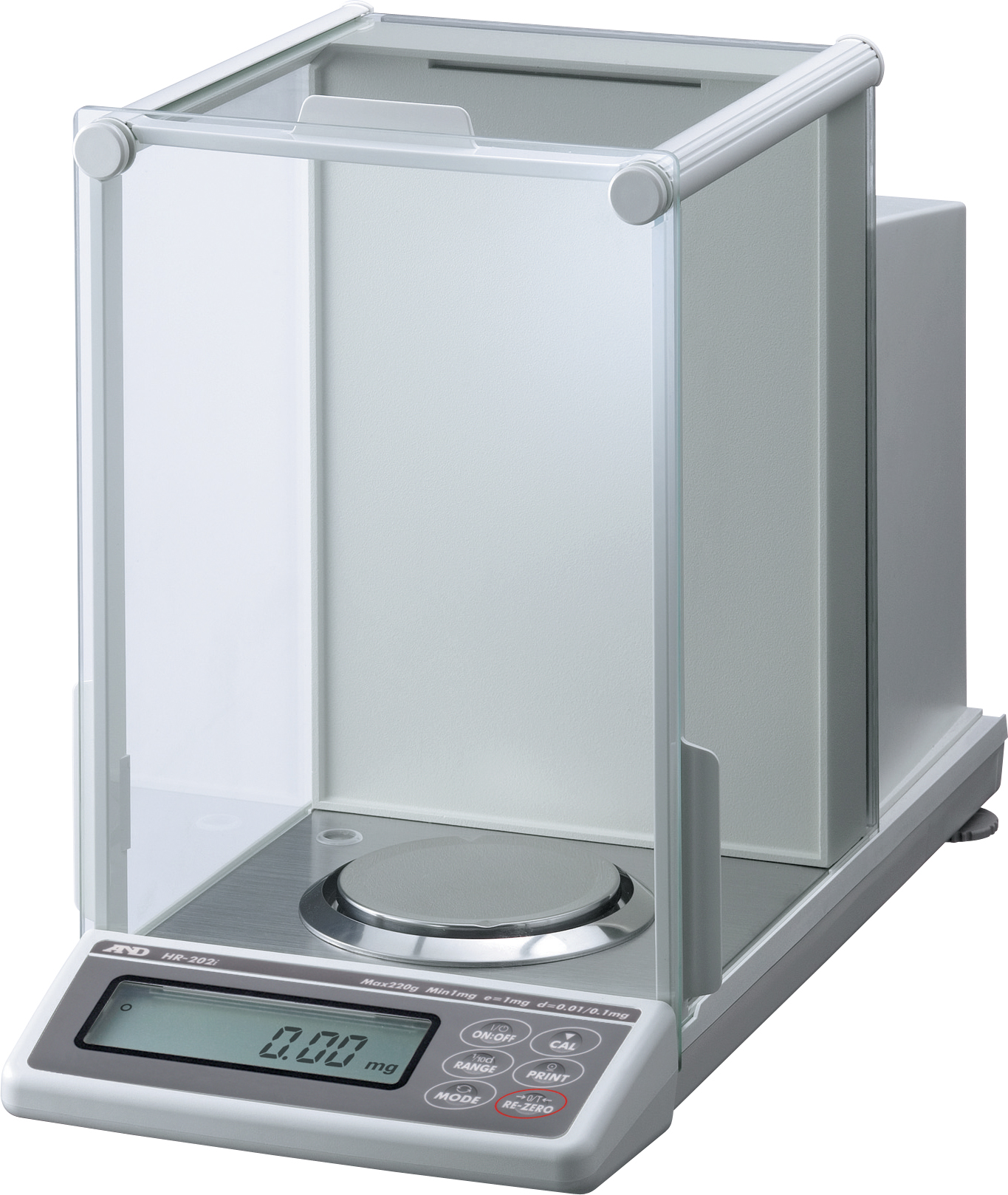 AN - GH-120/200/300 Analytical Balances